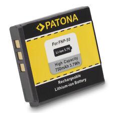 Batteria Patona 3,7V 750mah li-ion per Kodak Klic-7004