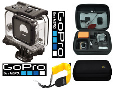 GoPro SUPER SUIT DIVE HOUSING FOR HERO5 AADIV-001+ HARD CASE+ FLOATING STRAP