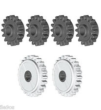 Lego Clutch Kit (technic,nxt,ev3,robot,mo tor,spur,cogwheel,gear,car ,truck,speed)