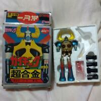 Chogokin Gaiking GA-51 Vintage Retro Old Figure Toy POPY from JAPAN