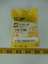 Genuine CAT Caterpillar Replacement Part Plug AS 242-2106 T