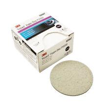 3M 02087 Trizact Hookit 3 Inch P3000 Grit Foam Disc, Automotive