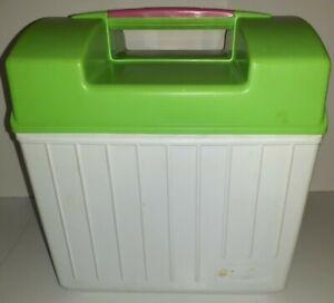 Lime Rubbermaid Model 1922 Sidekick Personal Cooler Lunchbox 6-Pk 3-Qt Ice Chest