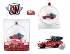 M2 Machines 1 64 Mijo Coca Cola Ornament 1976 Datsun 620 Pick up Truck
