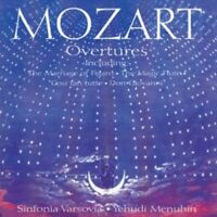 Wolfgang Amadeus Mozart-Overtures (Sinf Varsovia) CD   Very Good