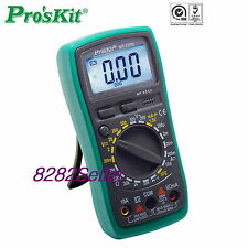 ProsKit (MT-1210) 3 1/2 Compact Digital Multimeter Test Instruments backlight