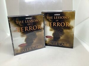 Audiobooks: The Lessons of Terror by Caleb Carr