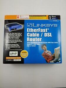 LINKSYS Wireless  BEFSR11 V2 w/ Power Cord