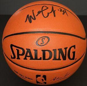 Chicago Bulls WENDELL CARTER JR Signed Autographed NBA Basketball COA!