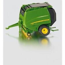 SIKU 1473 John Deere Baler Green #