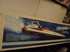 """PROBOAT SCHOCKWAVE 55"""" SS RC GAS BOAT NEW IN THE BOX!"""
