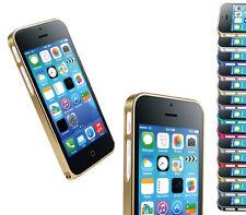 Bumper Coque Case Cover Aluminium Metal 0.7 mm Deff Draco Cleave iPhone 4S 5S 5C