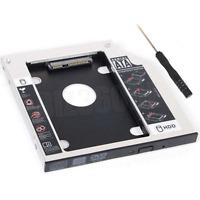 2nd Festplatten HDD SSD Caddy Für HP ZBook 15 17 G1 G2 Workstation SU-208CB DVD