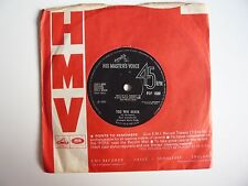 "Ray Charles You Win Again / Bye Bye Love Orig UK 1962 HMV 7"" Vinyl Single KT Tax"