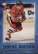 1992-93 (BLACKHAWKS) Ultra Jeremy Roenick #5 Jeremy Roenick