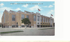 Coliseum Indiana State Fair Grounds Indianapolis IN   De Wolf    Postcard 8303