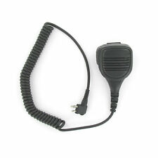 Waterproof Radio Speaker Mic for Motorola GP300 CP200