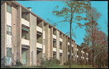 BALTIMORE MD Town & Country Apartments Woodmoor Essex Rd Vintage Postcard Old PC
