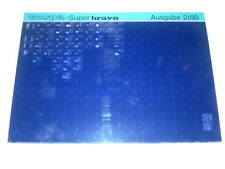 Microfich Ersatzteilkatalog Vespa Super bravo Stand 88