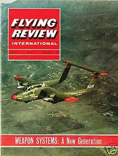 FLYING REVIEW INT MAY 65 FACSIMILE: TRS-2 END/ 3 C'AWAYS-CONVAIR,SAAB 105,HERALD