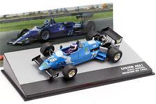 Raul Boesel Ligier JS21 #26 Belgien GP Formel 1 1983 1:43 Altaya
