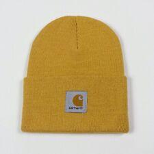 Carhartt Acrylic Watch Hat Beanie Brand New in One Size in Winter Sun