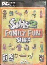 Sims 2: Family Fun Stuff  (PC, 2006)