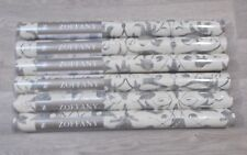Zoffany Wallpaper 'SAFFRON WALDEN TRACERY' - 6 Rolls - CHARCOAL 310483 - New