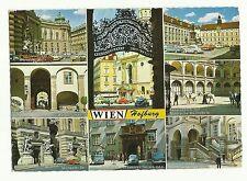 Vienna, Imperial Residence, Austria postcard