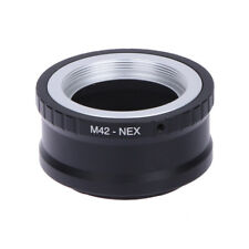 USA Adapter for M42 screw lens to Sony  E  SONY NEX + CAP