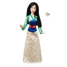 Disney Princess Mulan Classic Doll & Ring 30cm Tall