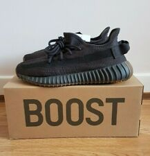 NEW YEEZY BOOST ADIDAS ORIGINALS 350 V2 BLACK CINDER TRAINERS UK 7 US 7.5  EU40
