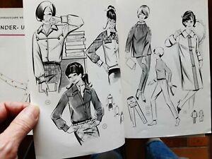 Zuschneide-Lehrwerk,Modeverlag Lutterloh,Das Lehrwerk zurSelbstausbildung imZusc
