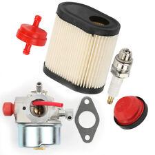 640271 Carburetor For TORO RECYCLER MOWERS 20016 20017 20018 Air Filter Kit