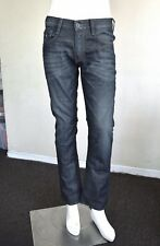 GUESS Men's Vermont Slim Tapered Jeans in Seeker Wash sz 32