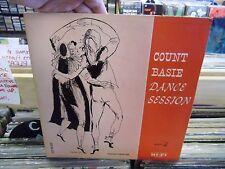 Count Basie Dance Session Album #2 [Norman Granz] vinyl LP Clef Records VG+
