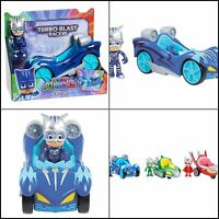 PJ Masks Turbo Blast Ultimate Racing Vehicles Catboy Action Figure Kids Toy Gift