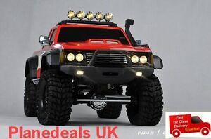CROSS PG4S OFF ROAD 4WD pickup truck rock crawler 1/10 rc kit 2 speed m