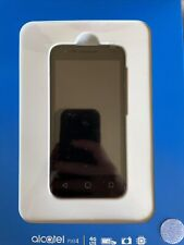 ALCATEL ONETOUCH PIXI 4 4 Inch - 4GB - Black (Unlocked) Smartphone