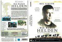(DVD) Wir waren Helden - Mel Gibson, Madeleine Stowe, Greg Kinnear, Sam Elliott