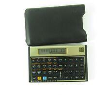Hewlett Packard Hp 12C Financial Calculator Made In China