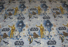 Pottery Barn Star Wars Twin Flat Sheet