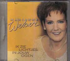 Marianne Weber-Ik Zie Lichtjes In Jouw Ogen Promo cd single