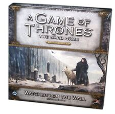 A Game of Thrones LCG, Watchers on the Wall Expansion, New and Sealed