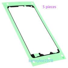 5xPre-Cut Screen Adhesive Sticker Tape Glue For Samsung Galaxy note4 N910F N910C
