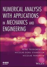 Numerical Analysis with Applications in Mechanics and Engineering by Nicolae Pan