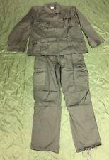 ( Extra Large) Vietnam Od Tropical Combat Uniform Set (Reproduction)