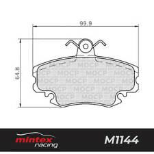 Mintex Racing MDB1628 M1144 High Performance Brake Pads