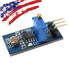 10PCS Digital Light Intensity Sensor Module Photo Resistor Photoresistor US