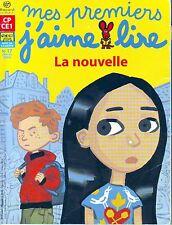 MES PREMIERS J'AIME LIRE sans CD La Nouvelle * n° 17  2004 * DELVAL